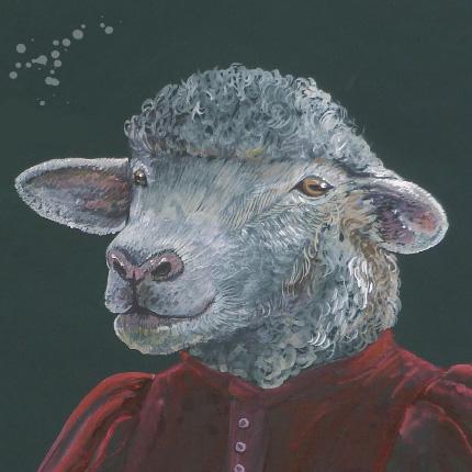 Un pied de mouton dans mon panier